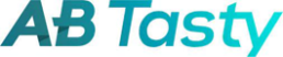 Comparing conversion rate optimisation (CRO) tools: Google Optimize and AB Tasty - AB Tasty logo